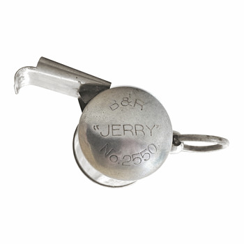 B&R JERRY No.2550 whistle - Tools and Hardware
