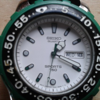 Seiko ID Help - Picked up at 2nd Hand Shop in Sweden  - Wristwatches