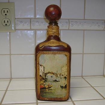 Made In Italy Liquor Decanter - Bottles