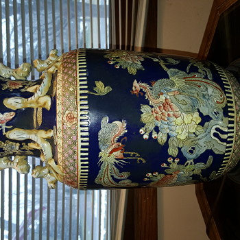 Oriental Lamp, Thrift Store Find! - Lamps