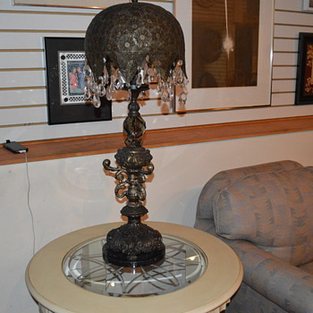Can someone identify this lamp?