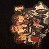 """Stray Cats 7"""" shaped picture disc and some others"""