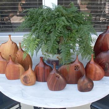 Doug Ayers vases - Mid-Century Modern