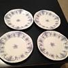 Savoy Royal Semi Porcelain Plates