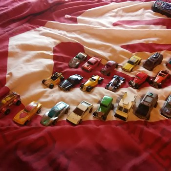 My Hot Wheels Blackwall collection (Plus a vintage matchbox) - Model Cars