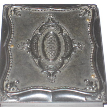 ambrotype case