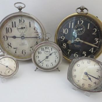 A Westclox Story - Clocks