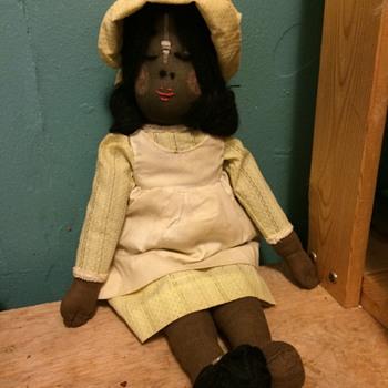 Stocking Doll  - Dolls