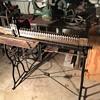 Bradley Long Stencil Cutting Machine