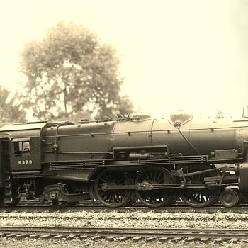 Pennsylvania Railroad  - Photographs