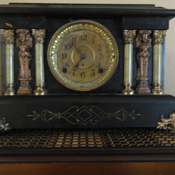 Seth Thomas Adamantine - cannot identify model & year - Clocks