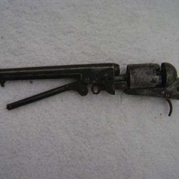 Old Cap and ball pistol - Sporting Goods