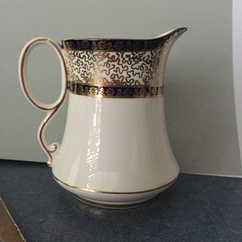 Royal Albert milk jug pattern name - China and Dinnerware