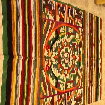 Arizona Native American blanket/rug