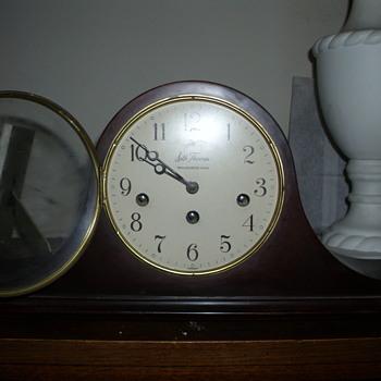 Seth Thomas Mantle Clock - Clocks