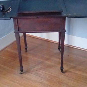 Antique desk - Furniture