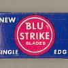 1950's - BLU STRIKE Razor Blades
