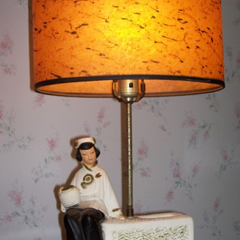 Asian table lamps - Lamps