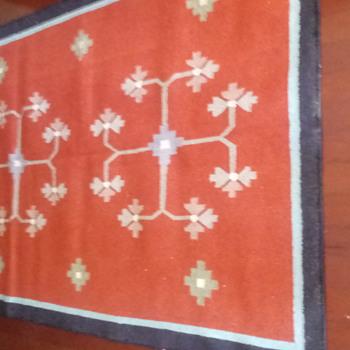 Navajo apachi rug? - Rugs and Textiles