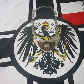 Gorget: Der Stahlhelm - Military and Wartime