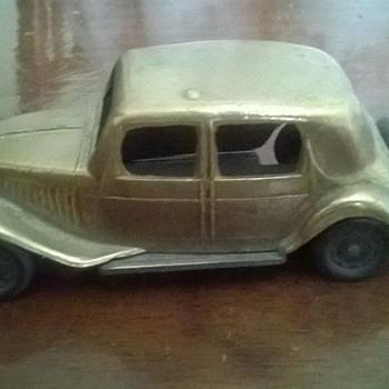 unknown die cast car  - Model Cars