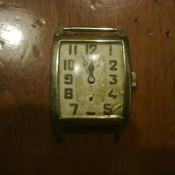 elgin watch - Wristwatches