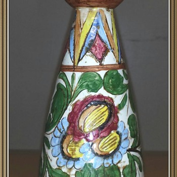 Italian Vase.....I feel like I hit the jackpot on this little vase.... - Pottery