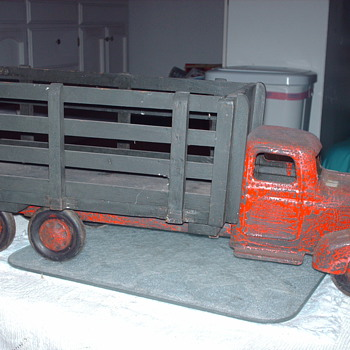 HELP!! Does anyone know ANYTHING about this truck??? - Model Cars