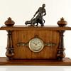 Mauthe Historism Clock, Late 1800's, Koln Germany