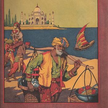 Round The World Trip-1927-Brochure