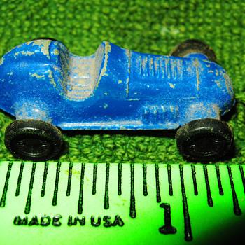 Tootsietoy racer - Model Cars