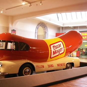 1952 Wienermobile - Advertising