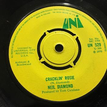 Vintage vinyl records  - Records