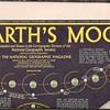 1969 - Earth's Moon Wall Map