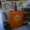 Oil pumper.