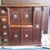Parlor or Drawing room Singer Cabinet