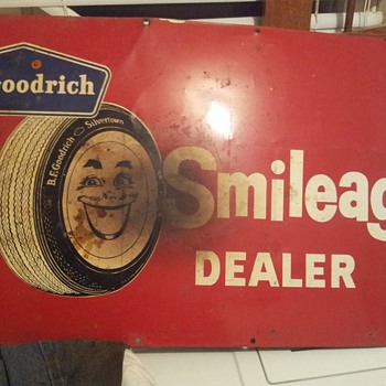 B.F. Goodrich Silvertown Smileage Dealer