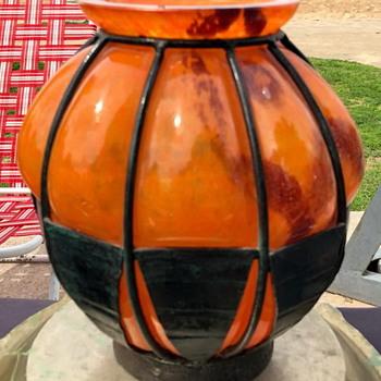Daum, Degue, or ? - Art Glass