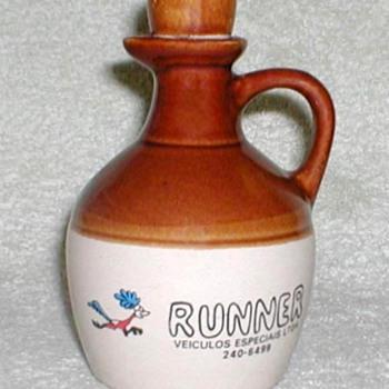 Cachaca da Serra (Rum) Jug - Brazil - Bottles