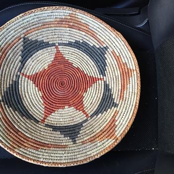 Coil basket #4 - Furniture