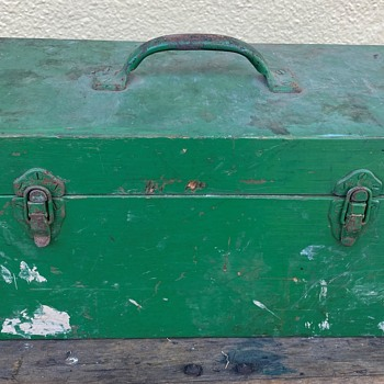 Another green toolbox! - Tools and Hardware