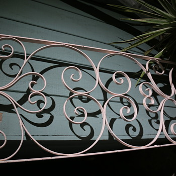 Nice piece of ironwork! - Tools and Hardware