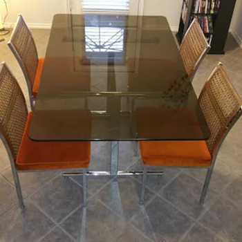 Howell Chairs and Table - Mid-Century Modern
