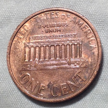 1993 - D Lincoln 1 C Penny - photo update