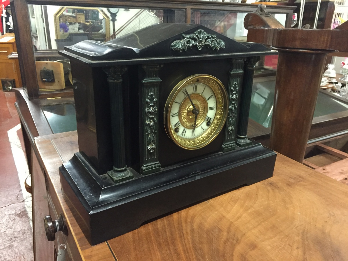 Ansonia clock identification Collectors Weekly