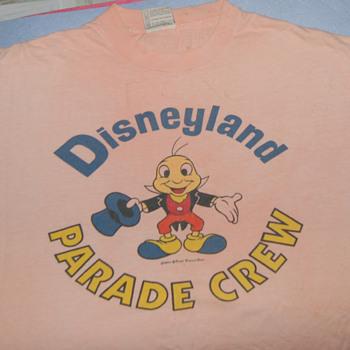 Disneyland Parade Crew Tshirt - Mens Clothing