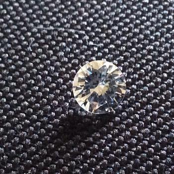 Old cut stone - Gemstones