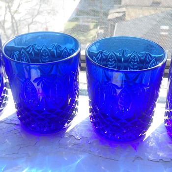 Avon Royal Sapphire - Glassware
