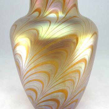 Loetz Candia Phänomen genre 7624 - Art Glass
