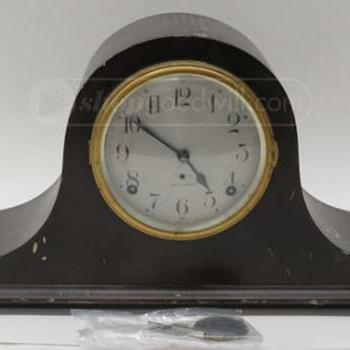 1919 Seth Thomas Mantle Clock - Clocks